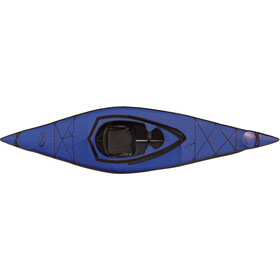 nortik scubi 1 Kayak Ensemble Complet, blue/black